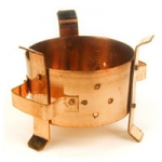 Copper Tea Warmer