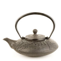 Zhu Cast Iron Teapots