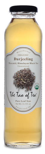 bottled Darjeeling