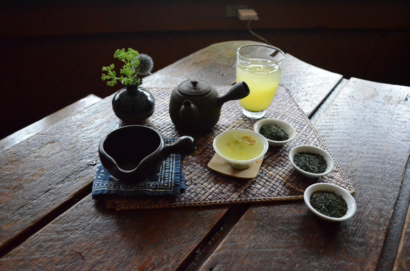 EXPLORE JAPANESE GREEN TEAS
