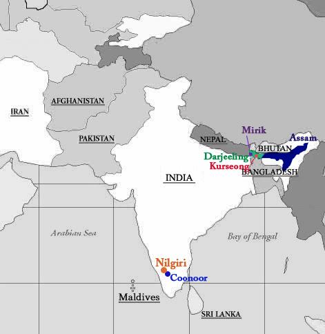 India-regions