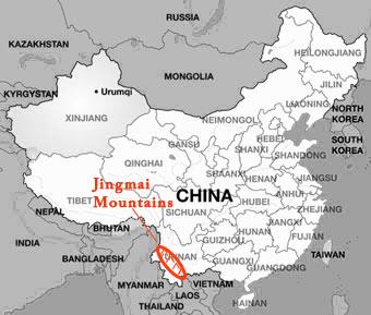Jingmaimountains