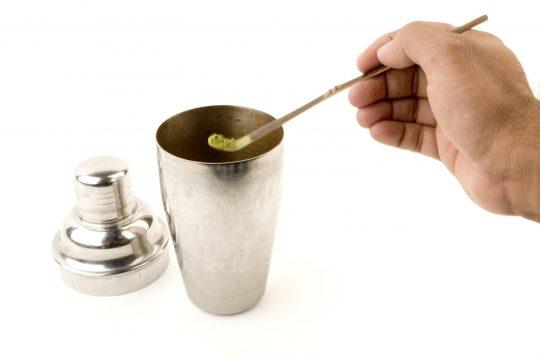 iced matcha - 1