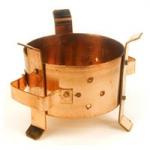 Copper Tea Warmer