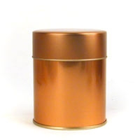 Copper Airtight Tea Tin
