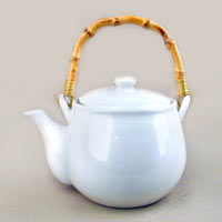 Baadal with Bamboo Teapot Handle