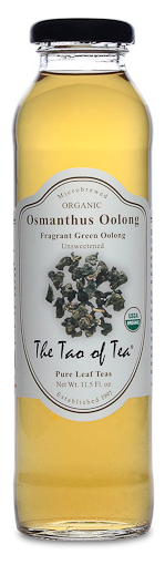 bottled Osmanthus Oolong