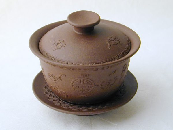 Yixing Clay Gaiwan