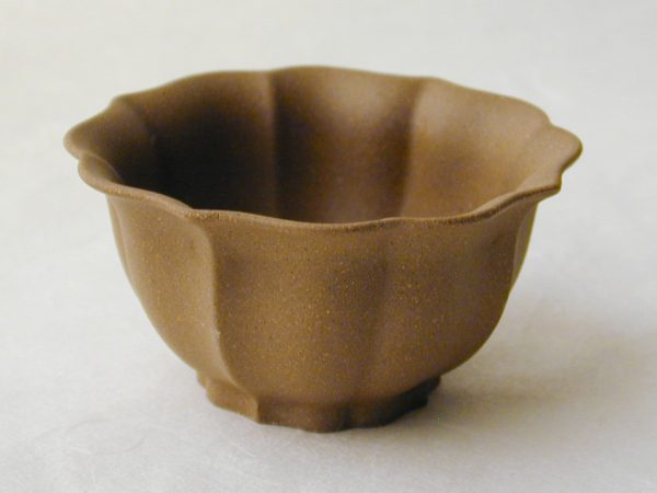 Small Yixing Tea Cup - Melon Sand