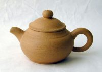 Yellow Clay Teapot