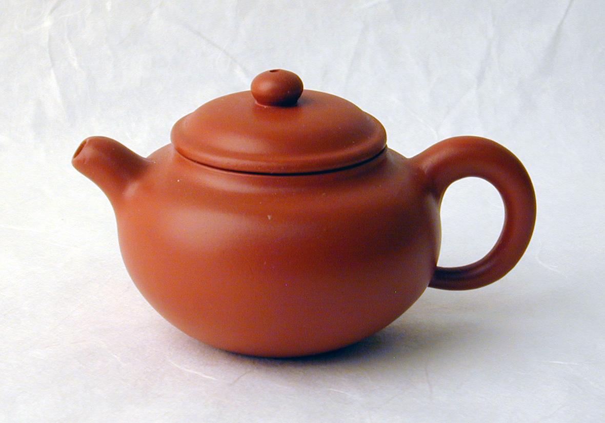 Gongfu Teapot Red Clay The Tao Of Tea