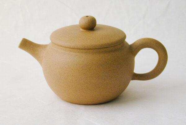 Raw Clay Teapot