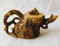 King of the Forest handmade yixing teapot