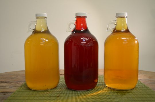 Cold Brewed Iced Teas