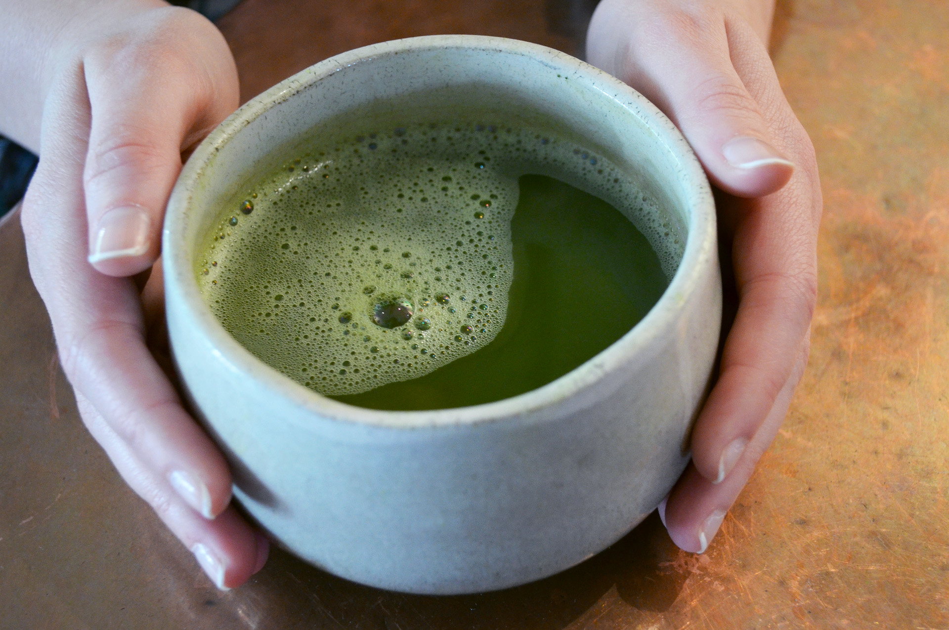 HIGH QUALITY MATCHA TEAS
