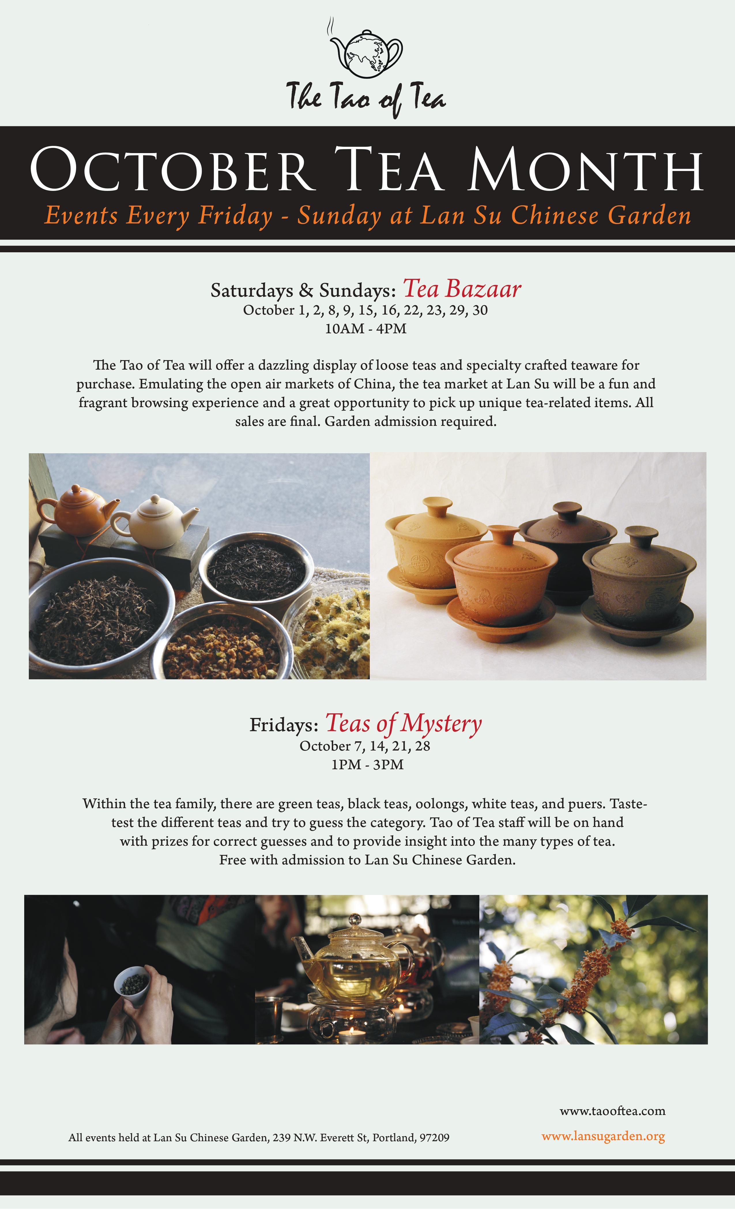 blog the tao of tea