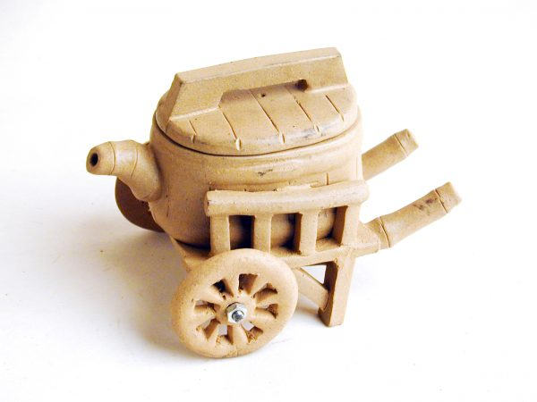 Tea Cart Teapot