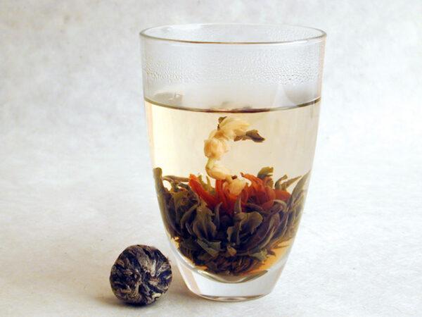 Jasmine Lily Blooming Tea