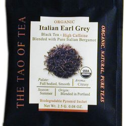 Italian Earl Grey Sample