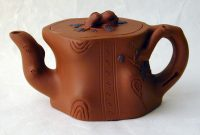 Yixing Tree Trunk Teapot