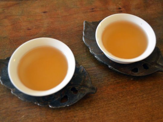 herbal tea cups