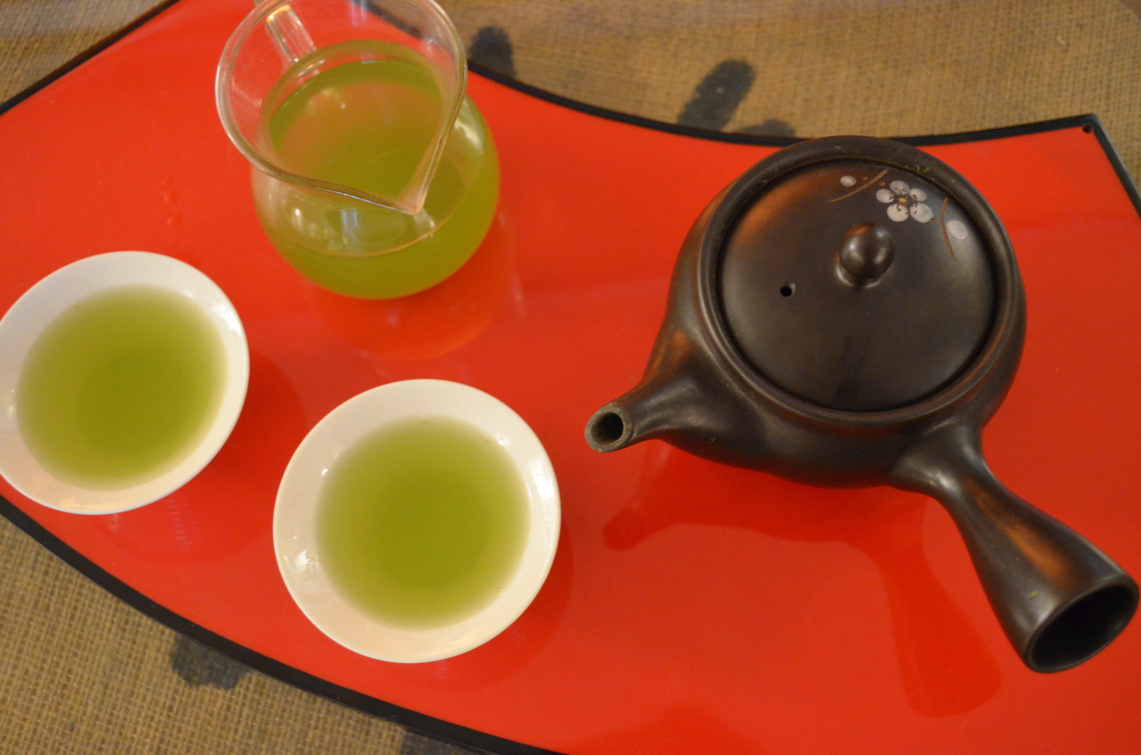 JAPANESE GREEN TEAS