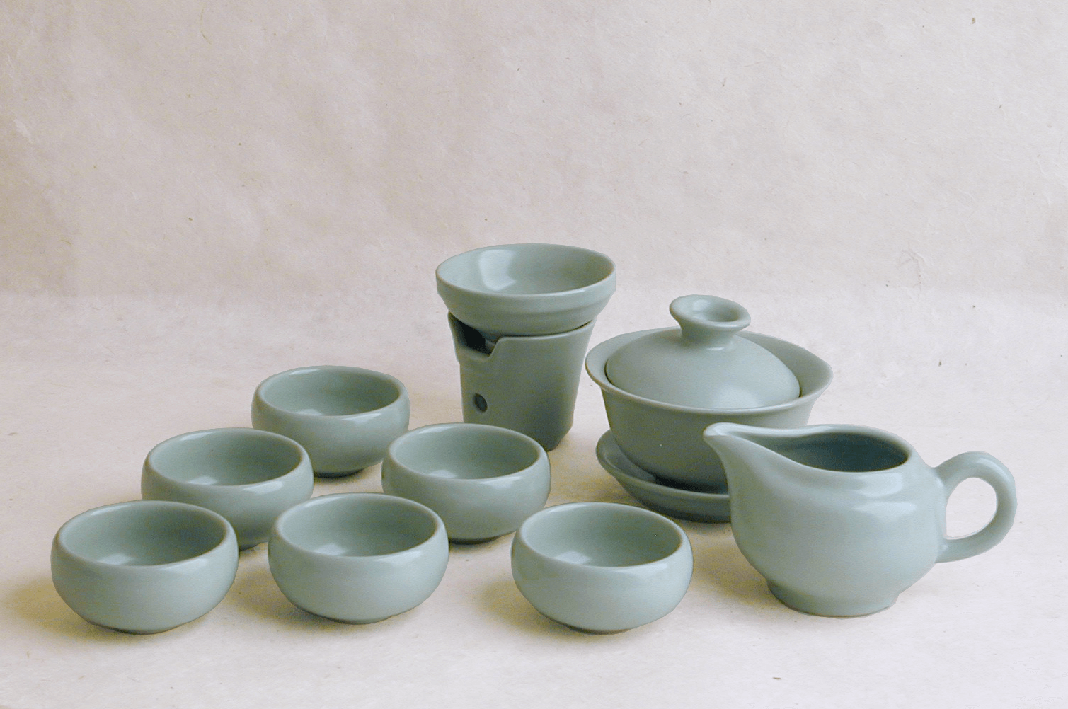 TEA SETS, GAIWANS AND MORE